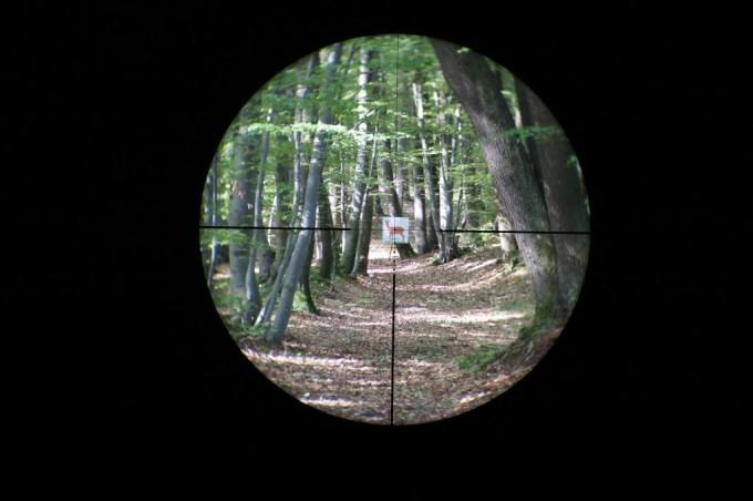 Leica Magnus 1.5-10x42 reticle Ballistik subtensions at 3x