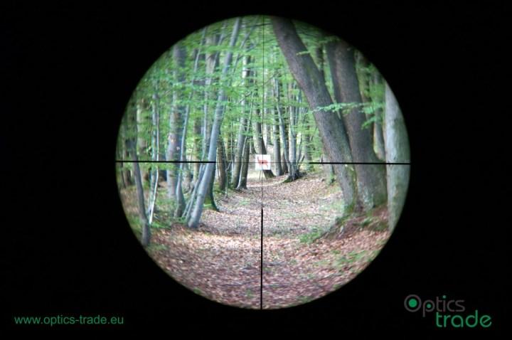 Leica Magnus 2.4-16x56 reticle 4a at 2.4x