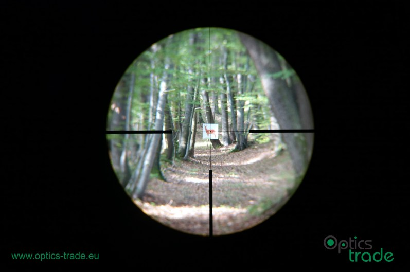 Leica ERi 3-12x50 reticle 4a at 3x