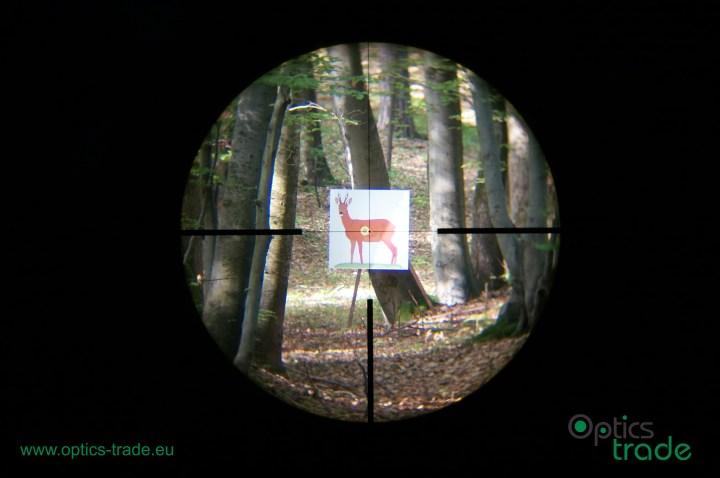 Leica ERi 3-12x50 reticle 4a at 9x