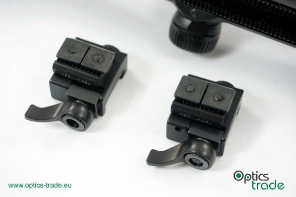 Recknagel Picatinny / weaver mount for Swarovski SR rail
