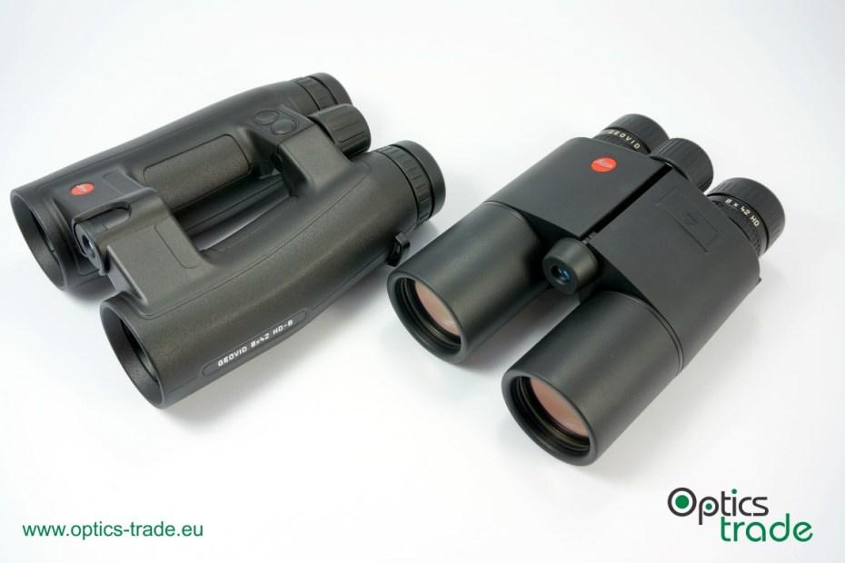 Leica Geovid 8x42 HD-B vs. Geovid 8x42 HD