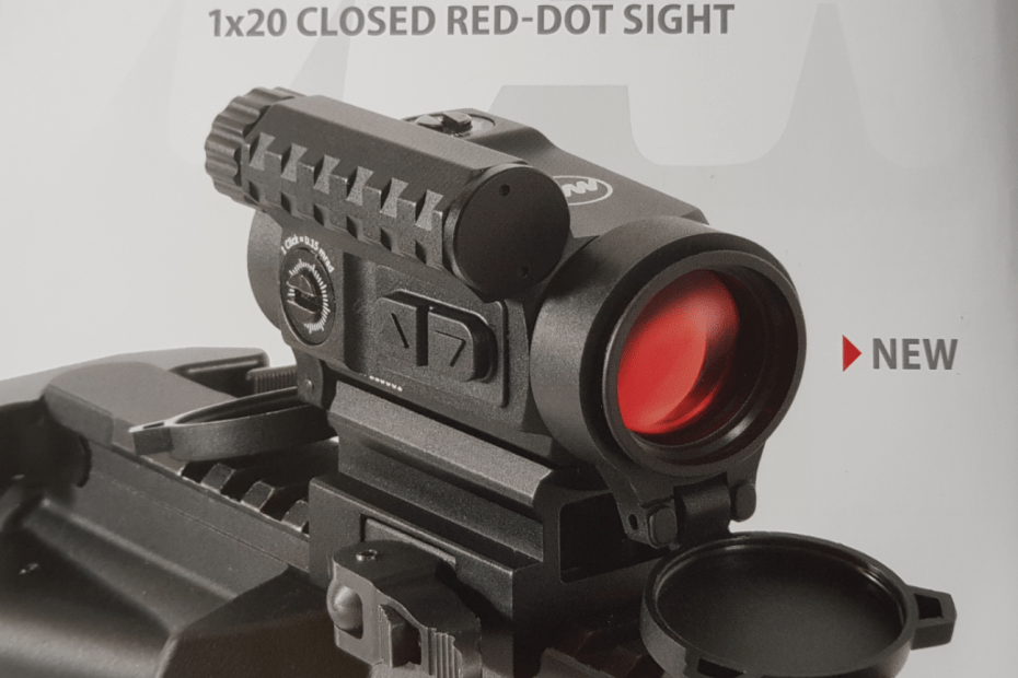 MAKdot-S Small Tube Red Dot Sight