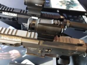 Holosun HE515CT-GR Elite Reflex Sight