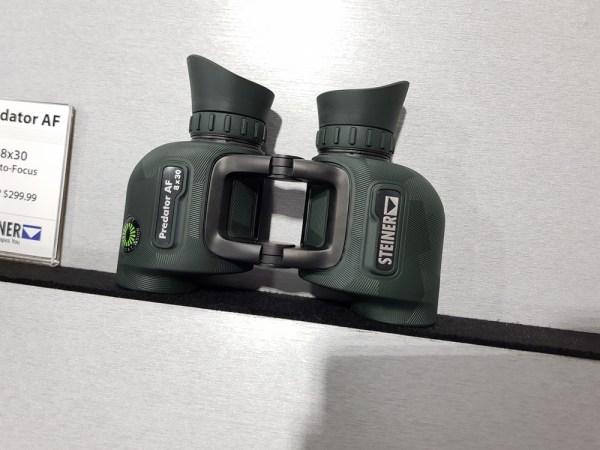 Steiner Predator AF binoculars