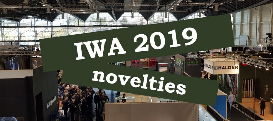 IWA 2019 Novelties