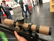IOR LUTAZ 2-16x42, IOR 5-25x56 and IOR 40x45 rifle scopes