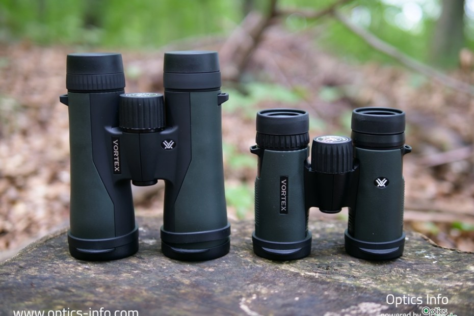 New Vortex Crossfire HD and Diamondback HD binoculars