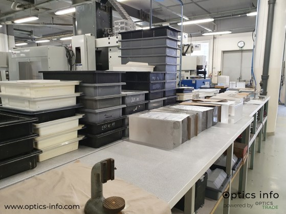 Meopta Factory Tour 2019