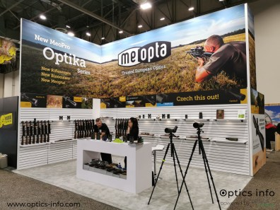 New at IWA 2020 - Meopta MeoPro Optika 5 riflescopes
