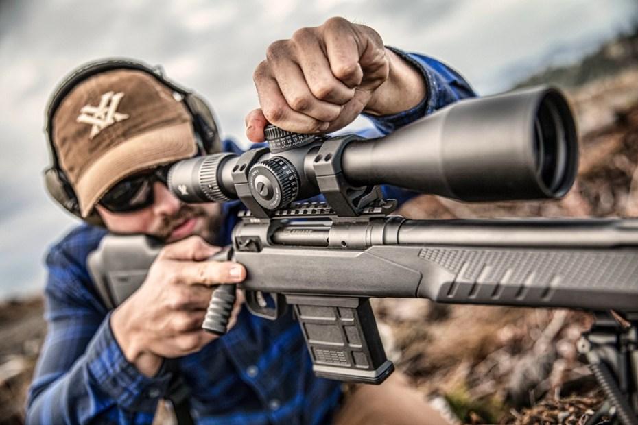 Vortex Venom 5-25x56 FFP EBR-7C MOA/MRAD Tactical Riflescope