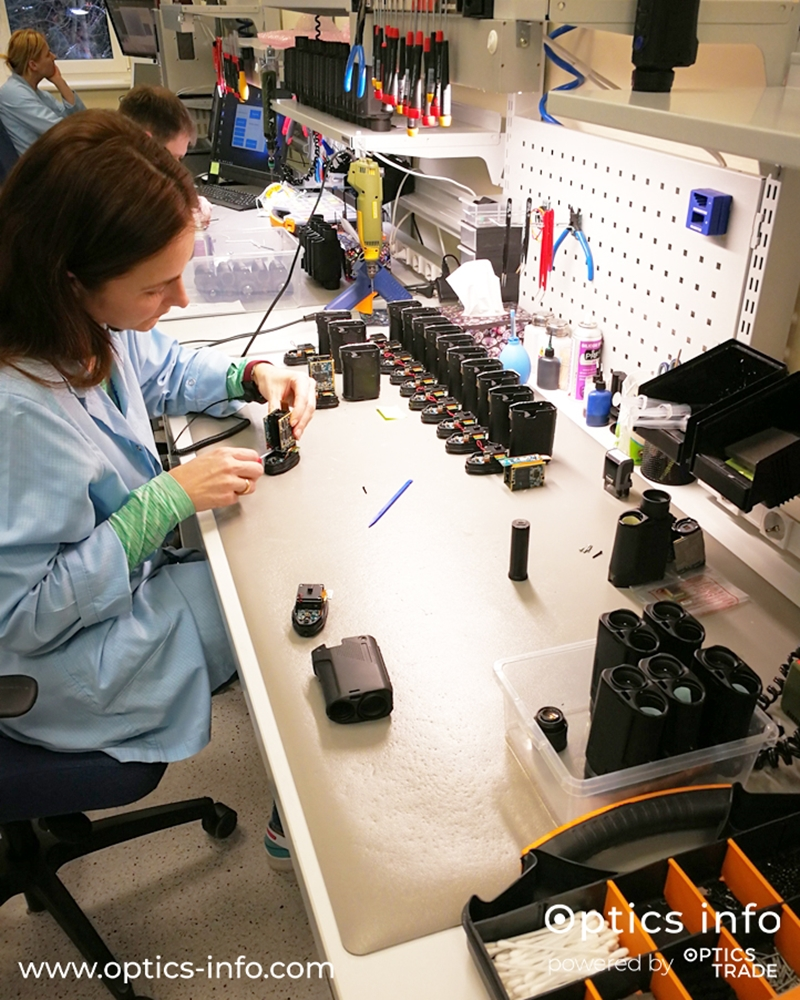 Pulsar Repair & After-Sales Service (image source: Optics Info)