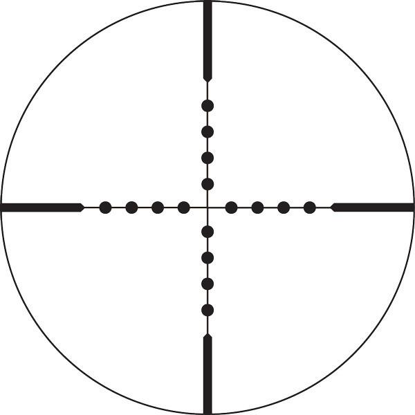 Vixen 5-20x50 Rifle Scope SF Mildot Reticle 5833 On Sale