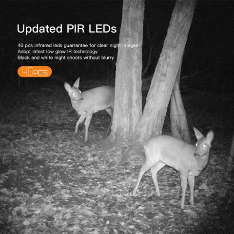 APEMAN Trail Camera 20MP 1080P Hunting Camera
