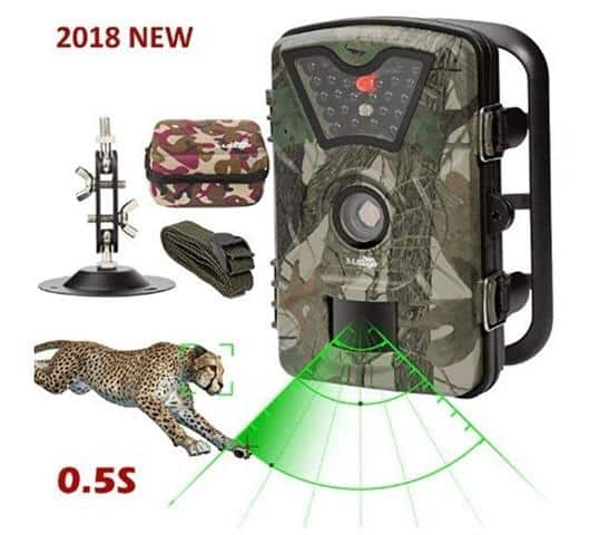 Best Trail Cameras Under $150 Reviews