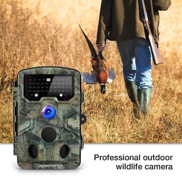 Best Trail Camera Under 100