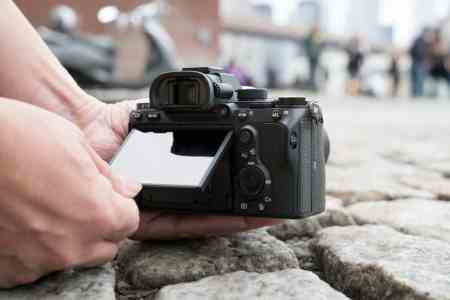 Mirrorless Interchangeable Lens Camera