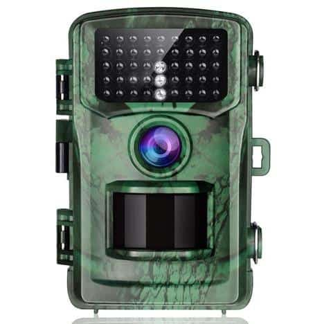 TOGUARD Trail Camera 14MP 1080P Game Hunting Cameras With Night Vision (Copy)