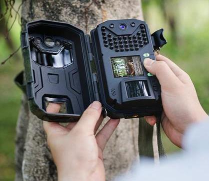 Victure Trail Game Camera 16MP 1080P Full HD Cam