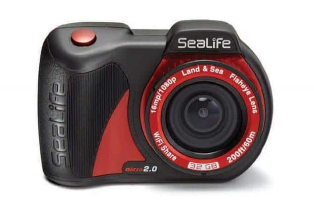 SeaLife Micro 2.0 Underwater Camera Review