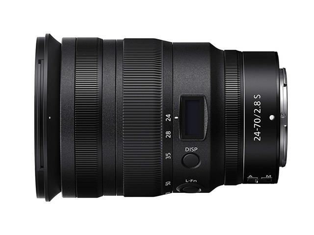 Full Frame Mirrorless Camera Lens