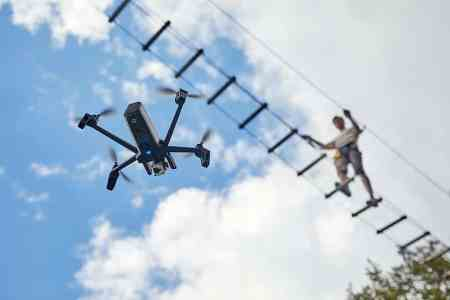 Top Camera Drone