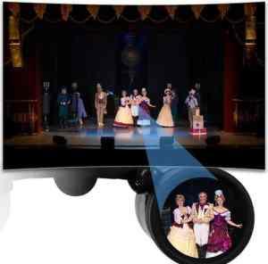 Skygenius 8x21 Small Compact Lightweight Binocular For Concert Theater Opera