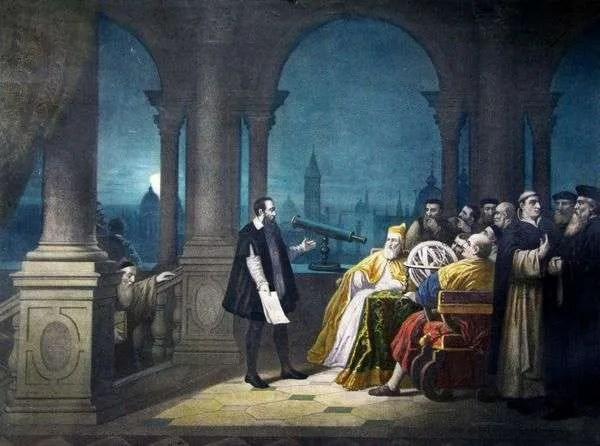 Galileo and Donato