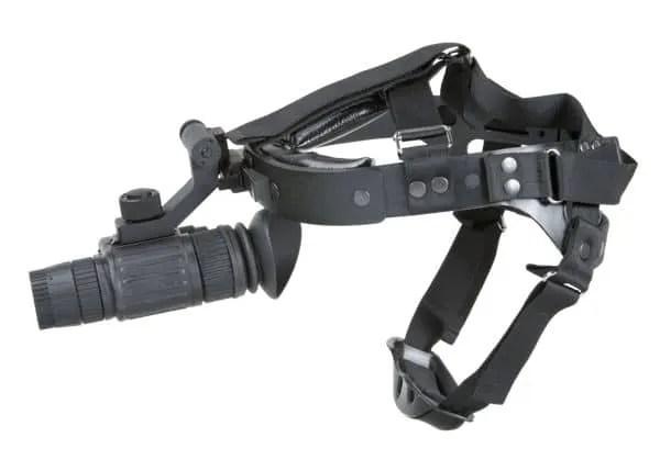 NYX-14 with head mount