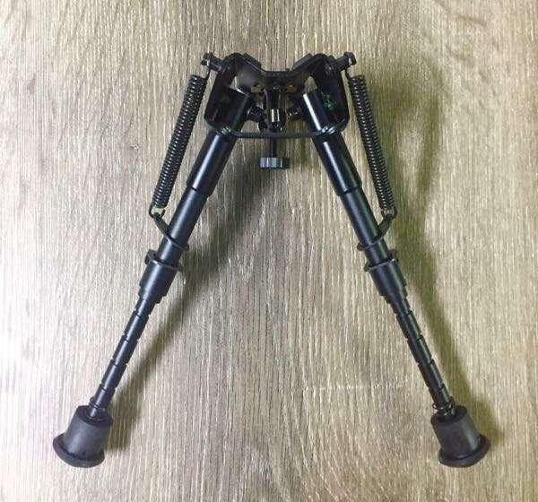 Sonicking rifle bipod