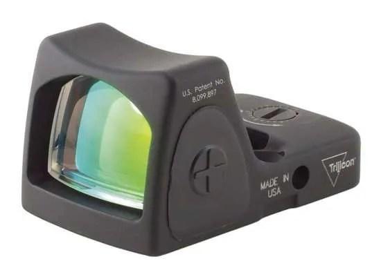 Trijicon 6.25 red dot reflex scope