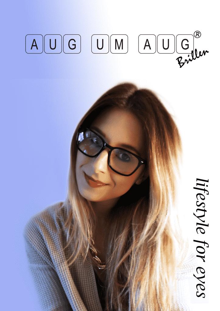Aug um Aug Brillen von Hüpfel Optik