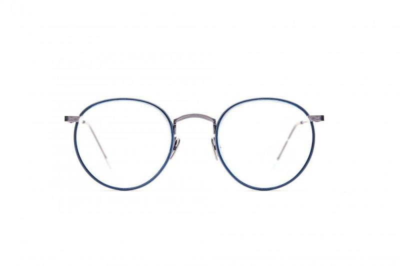 EDWARDSON Clark 082 Ruthenium Windsor Bleu Metall 7