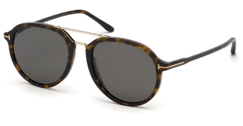 TOM FORD TF0674 52D Polarized Azetat 5.1