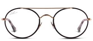 WILLEMS Newquay GOLD WINDSOR MATT BLACK 01 9W Metall 14