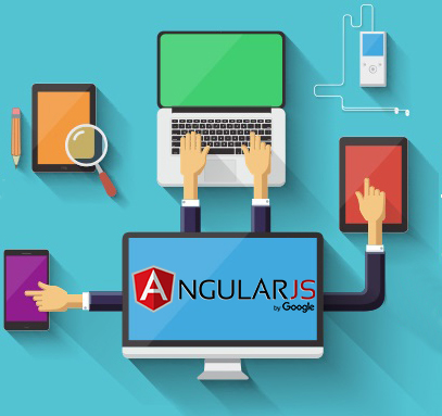 AngularJS websites