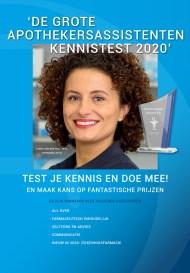 Optima Farma Apothekersassistent AA-Kennistest-2020