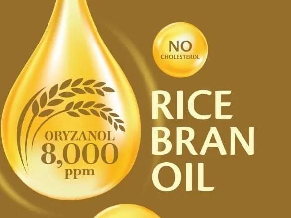 9 AMAZING BENEFITS OF RICE BRAN OIL