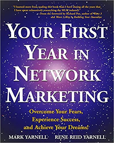 BOOK REVIEW OF 'YOUR FIRST YEAR IN NETWORKMARKETING'-PART 1