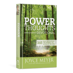 Spiritual Message By Joyce Meyer: Power Thought-It's All in Your Mind