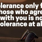 7 INTERNAL POWERS: PART 3/7- THE POWER OF TOLERANCE