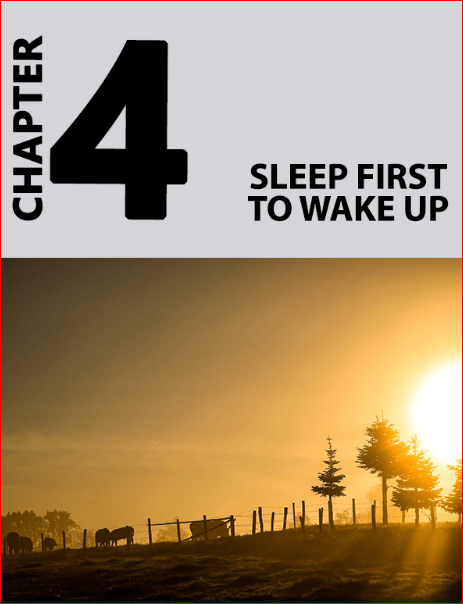 Morning Mastery: Chapter 4-Sleep First to Wake up