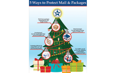 Keep Your Packages Safe This Holiday!