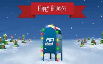 What It's Like Working for USPS During the Holidays