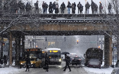 USPS Suspends Mail Delivery…Because Of Dangerous Polar Vortex