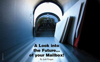 A Look into the Future…of your Mailbox!