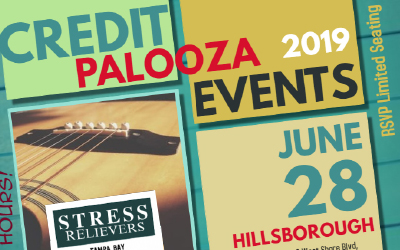 "Stress Relievers: ""Credit Palooza-Hillsborough"" Event"