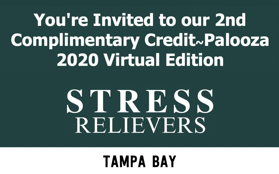 Stress Relievers: Virtual Credit Palooza!