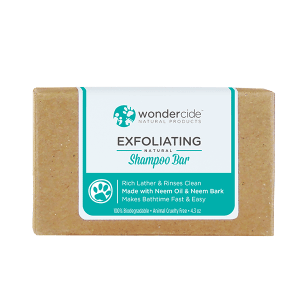 Exfoliating Shampoo Bar