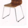 Chaise Dining Chair 08